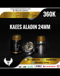 Kaees Aladdin RDA 24mm (Authentic)