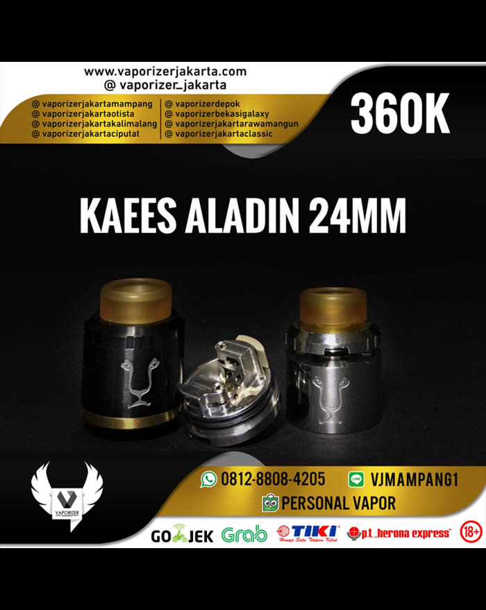 Kaees Aladdin RDA 24mm (Authentic)