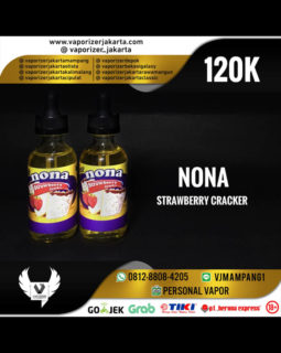 Nona Strawberry Cracker Liquid