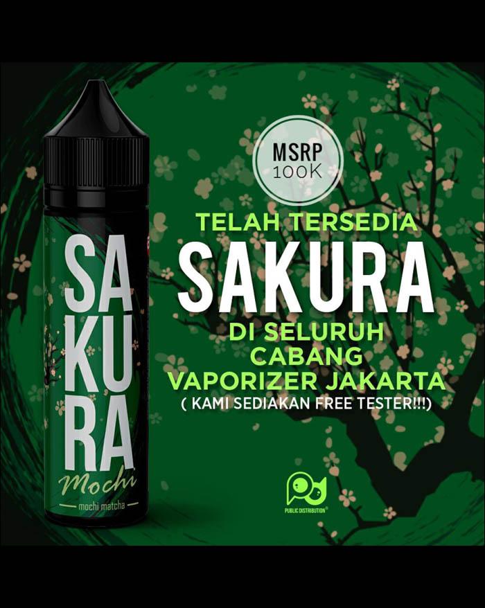 Sakura Liquid