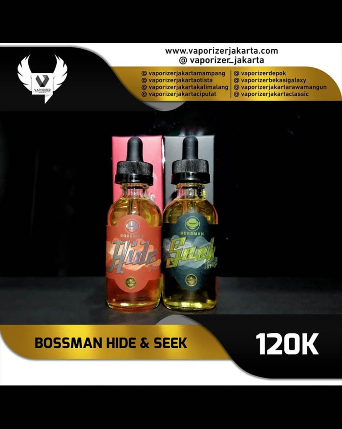 Bossman Hide Seek Liquid
