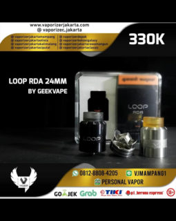 GeekVape Loop RDA 24mm (Authentic)
