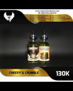 Cheesy! & Crumble Liquid