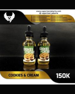 Cookies & Cream Liquid