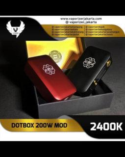 Dotmod Dotbox 200w TC Mod