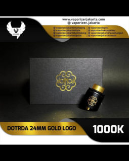 Dotmod dotRDA 24mm With Gold Logo (Authentic)