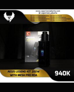 GeekVape Aegis Legend 200w TC Mod Kit