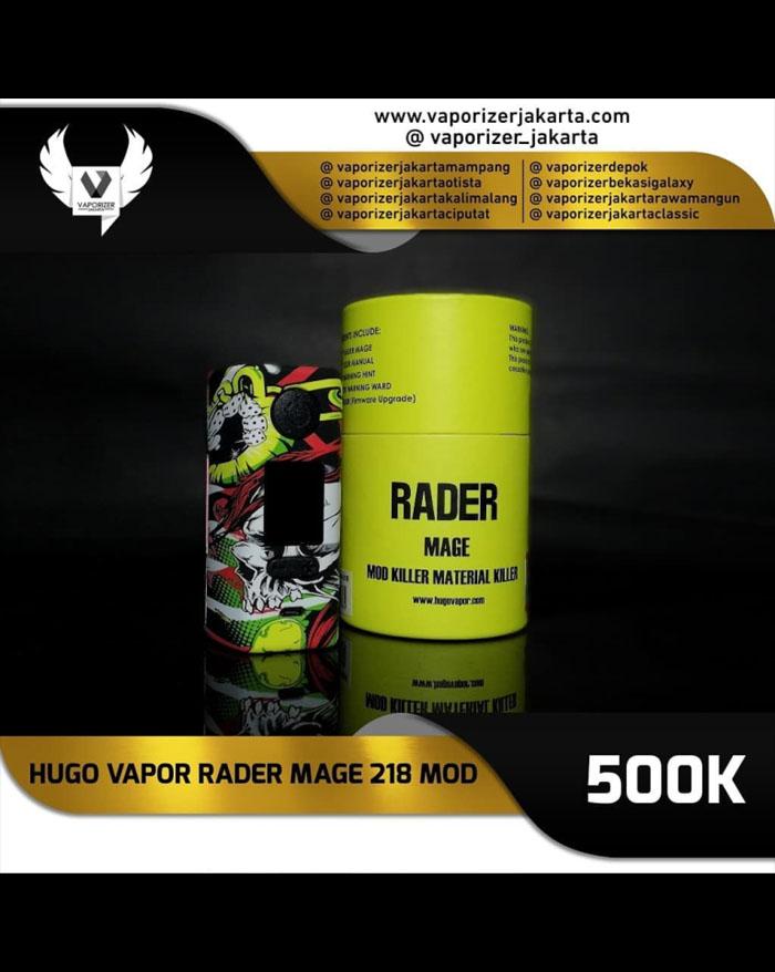 Hugo Vapor Rader Mage 218w TC Mod