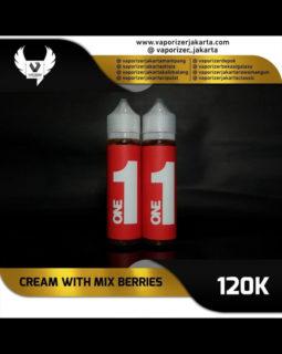 One1 Cream With Mix Berries Liquid