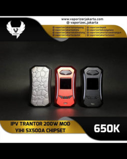 Pioneer4You iPV Trantor 200w TC Mod