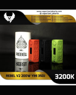 The Rebel YIHI 350J V2 200w TC Mod