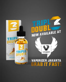 Triple Double Charlotte Liquid