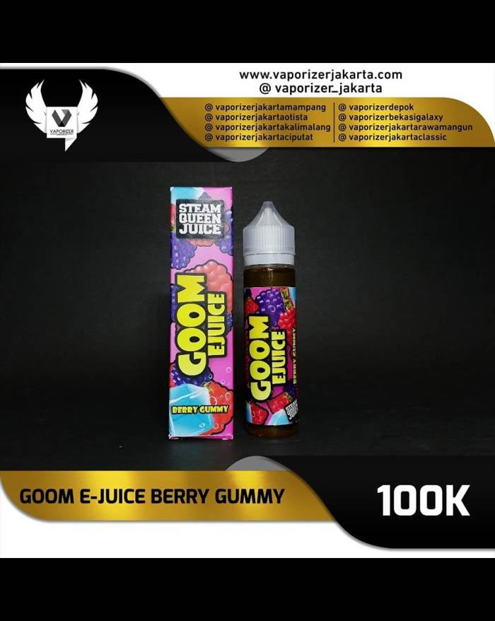 Goom Ejuice Berry Gummy Liquid
