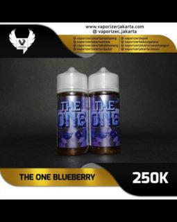 The One Blueberry Liquid