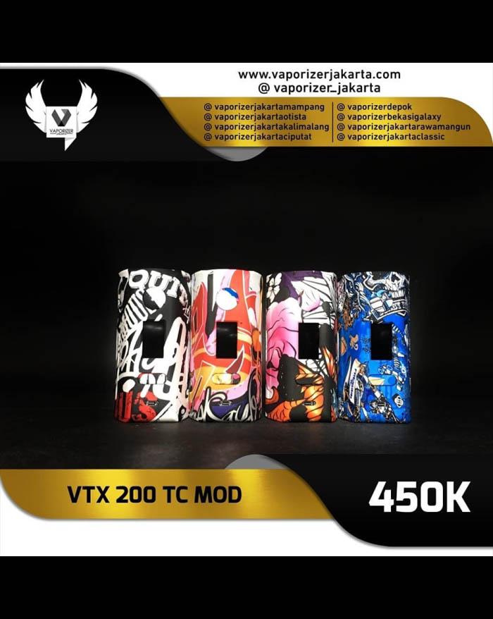 Vapecige VTX200 200w TC Mod