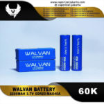 Battery Walvan 18650 2200mAh 40A