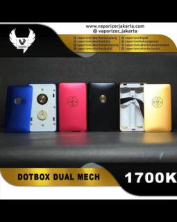DotBox Dual Mech Mod