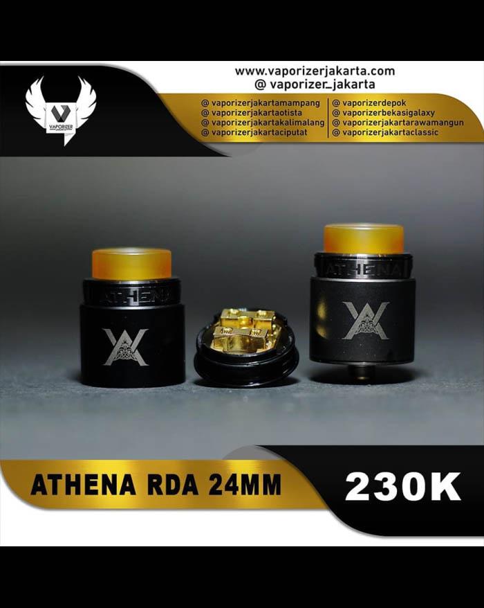 GeekVape Athena RDA 24mm (Authentic)
