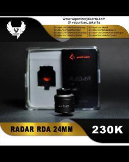 GeekVape Radar RDA 24mm (Authentic)
