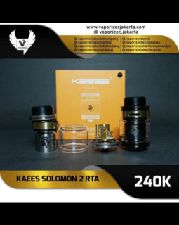 Kaees Solomon 2 RTA 24mm (Authentic)