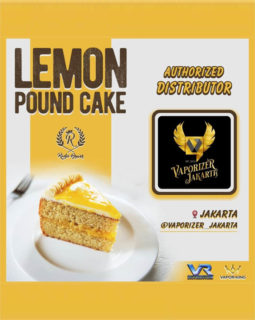 Lemon Pound Cake Liquid