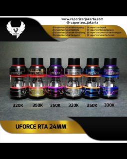 Voopoo Uforce RTA 24mm (Authentic)