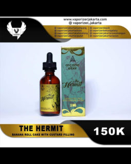 Arcana Elixir The Hermit Liquid