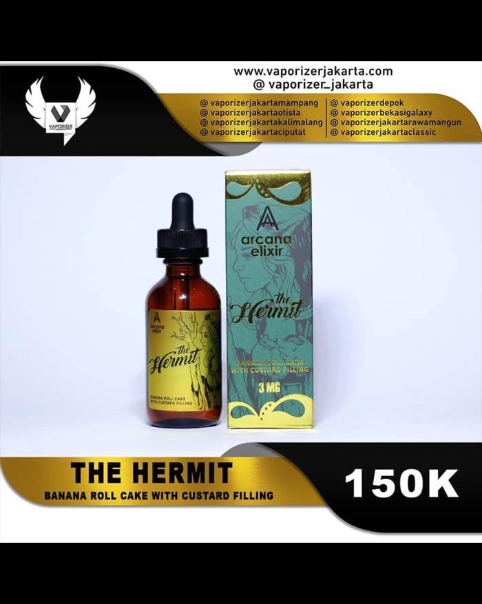 Arcana Elixir The Hermit Liquid