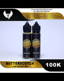 Butter Scotch Limited Edition Liquid