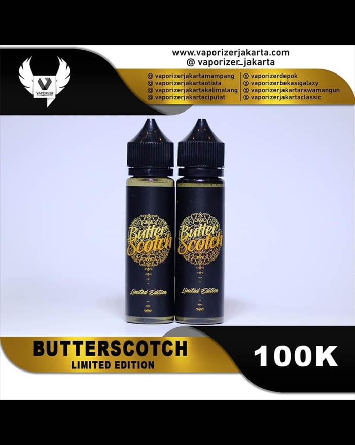Butter Scotch Limited Edition Liquid