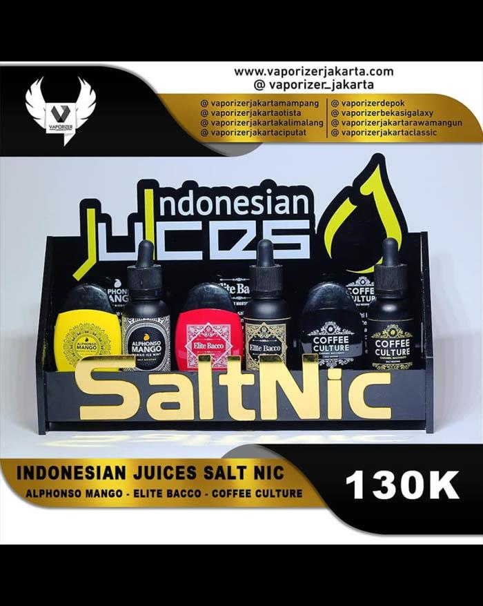 Indonesian Juice Salt Series Liquid