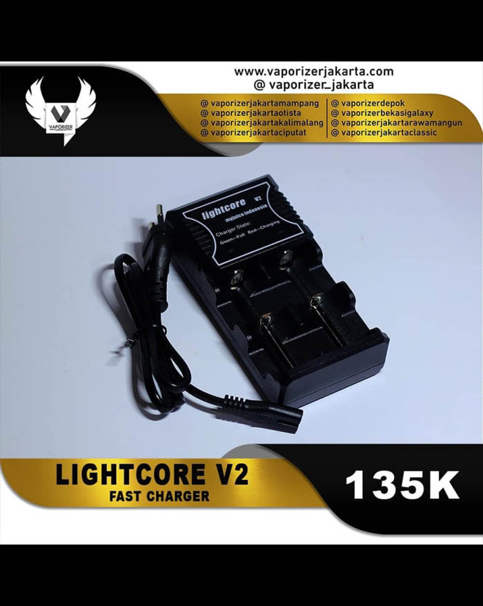 Lightcore V2 Charger