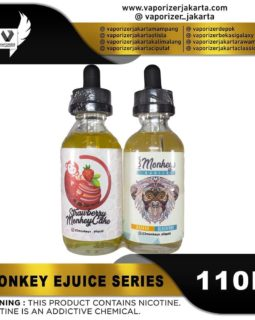 3 MONKEY E-JUICE SERIES