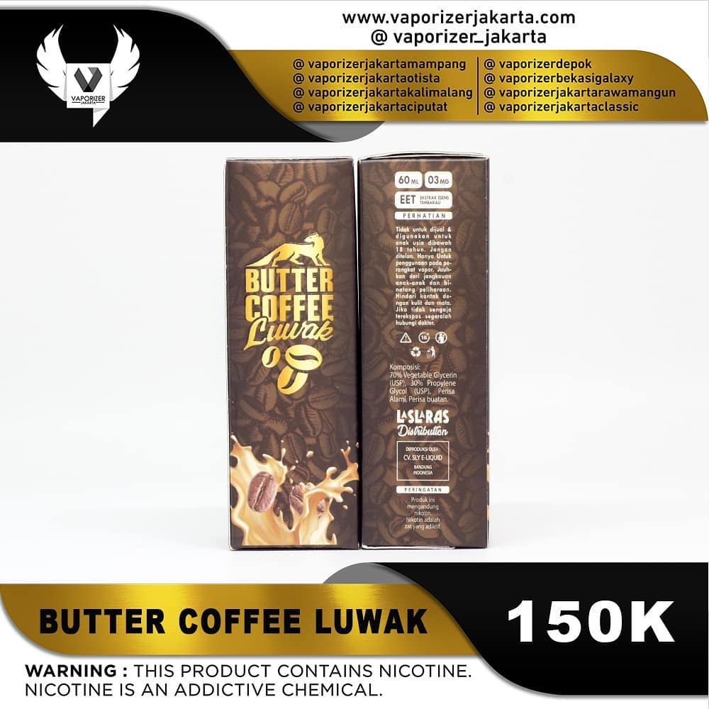 BUTTE COFFEE LUWAK