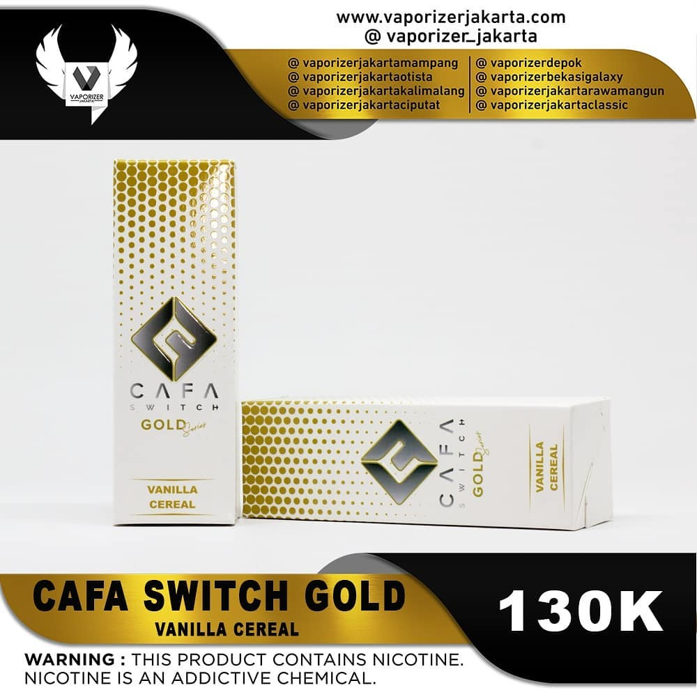 CAFA SWITCH GOLD