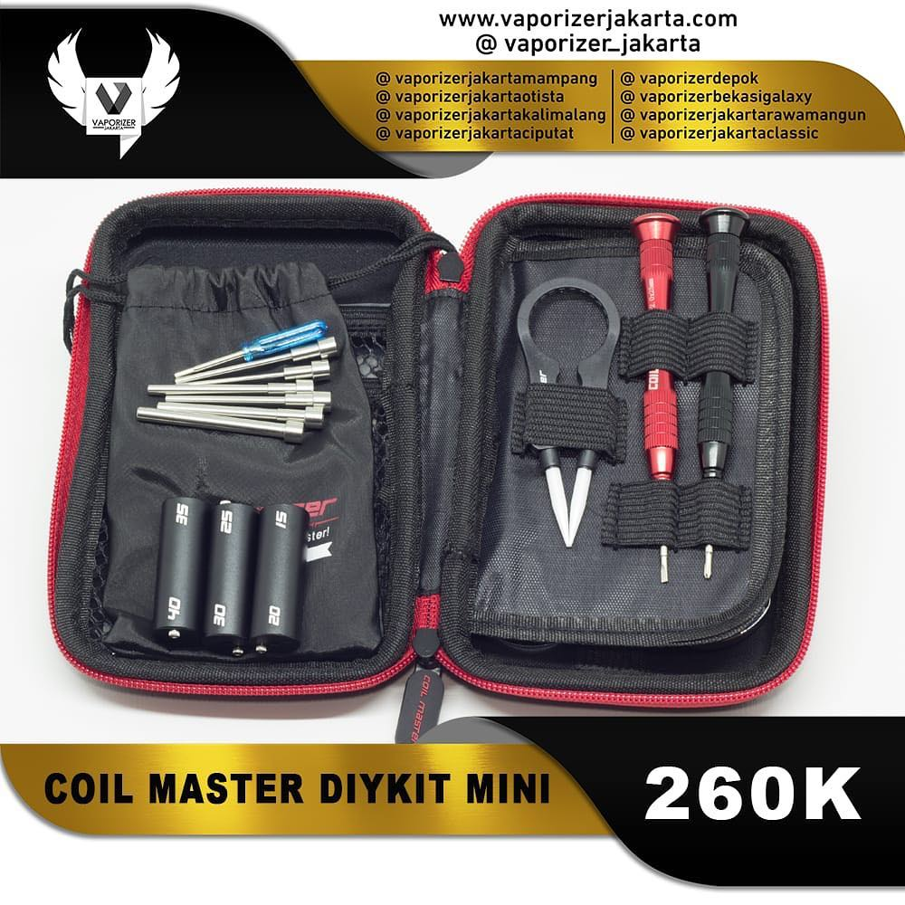 COIL MASTER DIY KIT MINI ( Authentic )