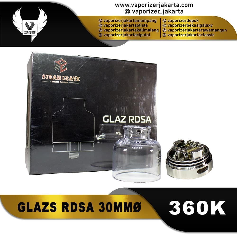 GLAZS RDSA 30MM (Authentic)