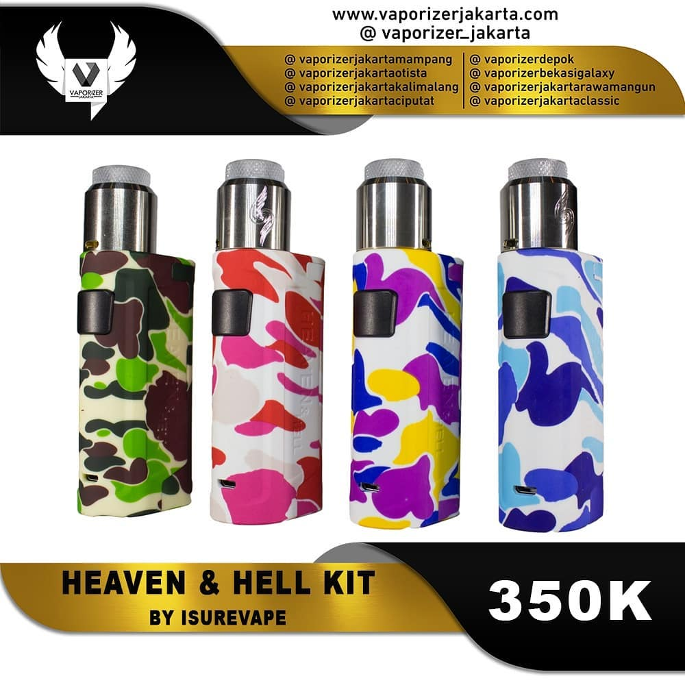 HEAVEN & HELL KIT (Authentic)