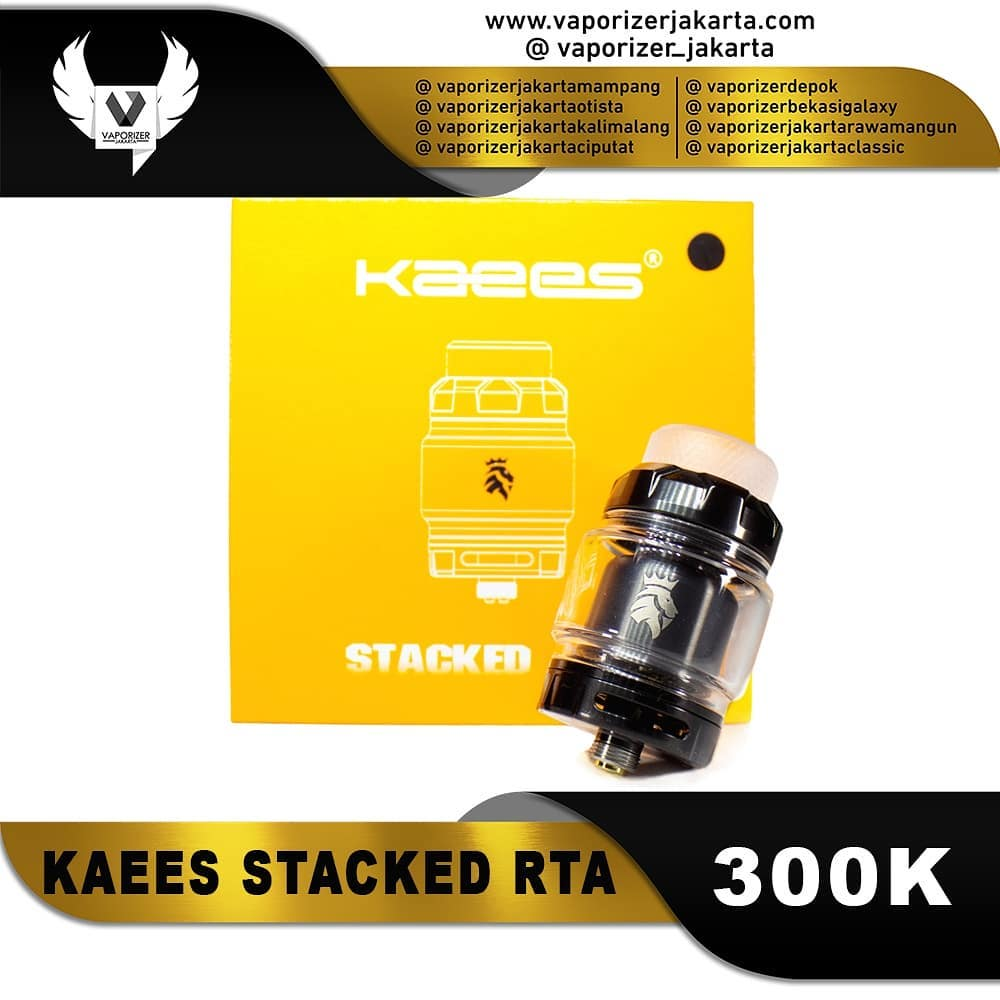KAEES STACKED RTA 24MM (Authentic)