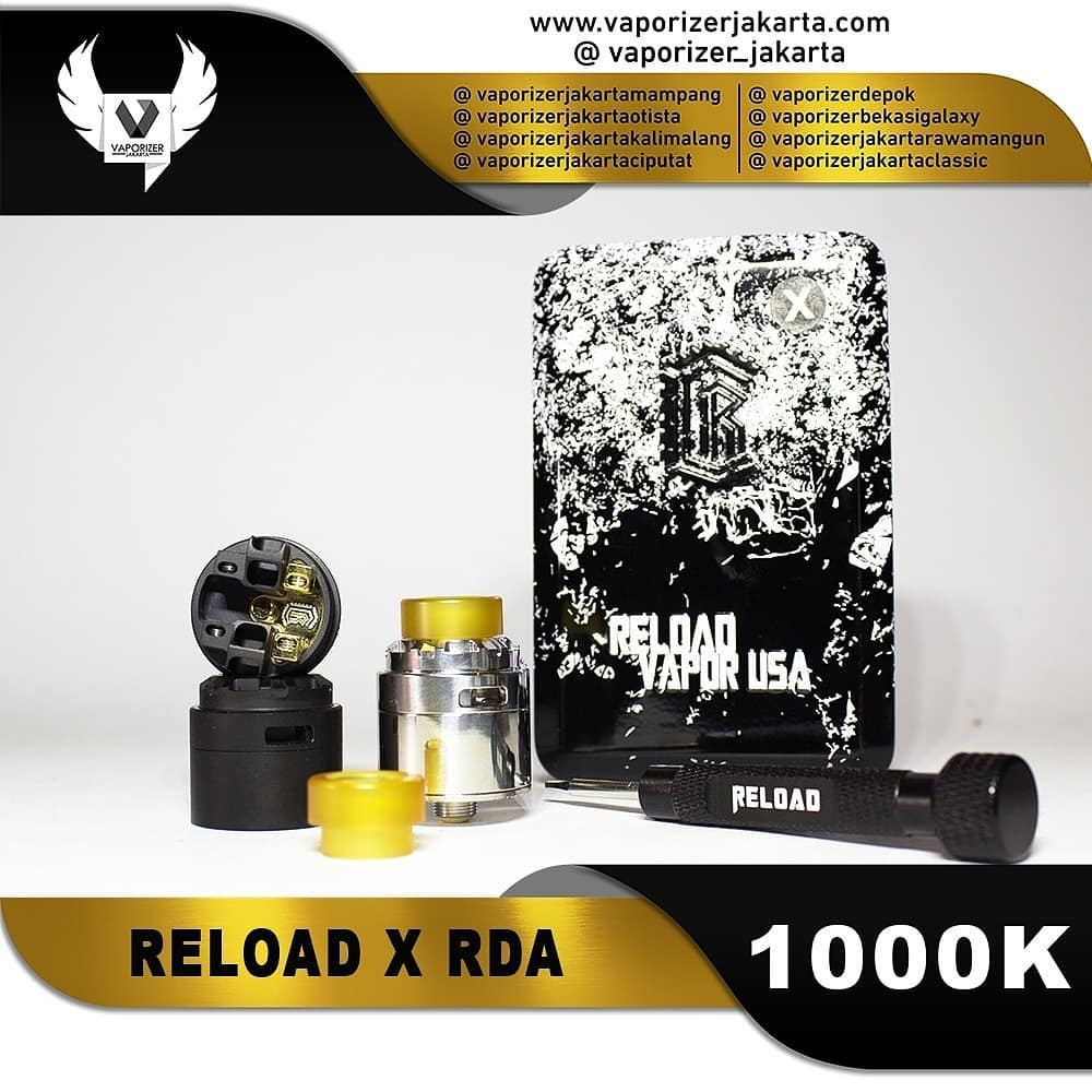 RELOAD RDA 24MM (Authentic)