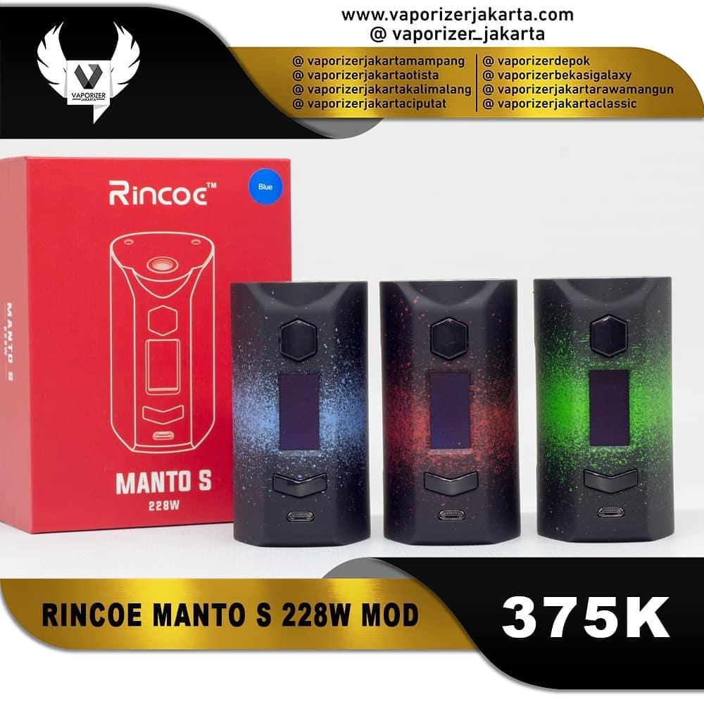RINCOE MANTO S MOD 228W (Authentic)