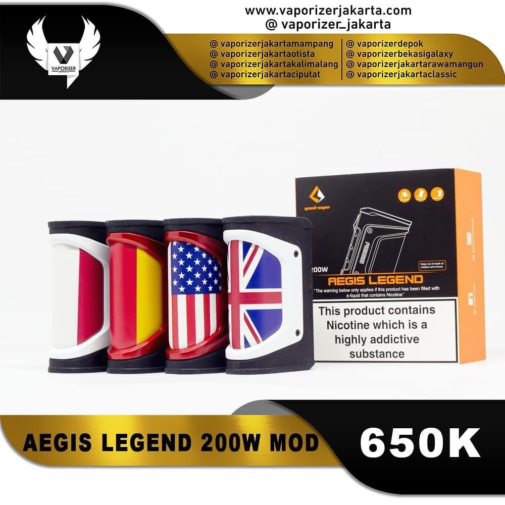 AEGIS LEGEND 200W MOD (Authentic)