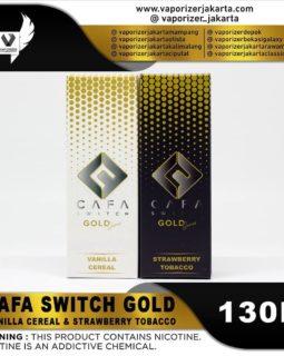 CAFA SWITCH GOLD SERIES