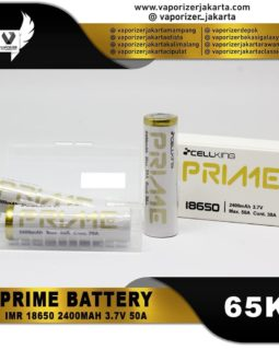 CELLKING PRIME 18650 BATTERY (Authentic)