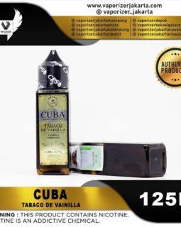 CUBA TABACO DA VAINILA