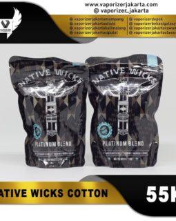 NATIVE WICKS COTTON (Authentic)