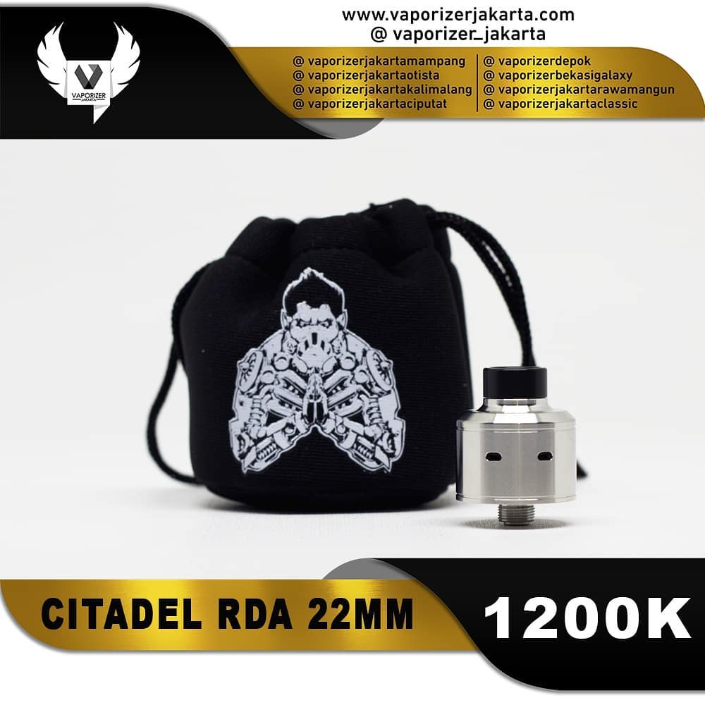PSYCLONE CITADEL RDA 22MM (Authentic)