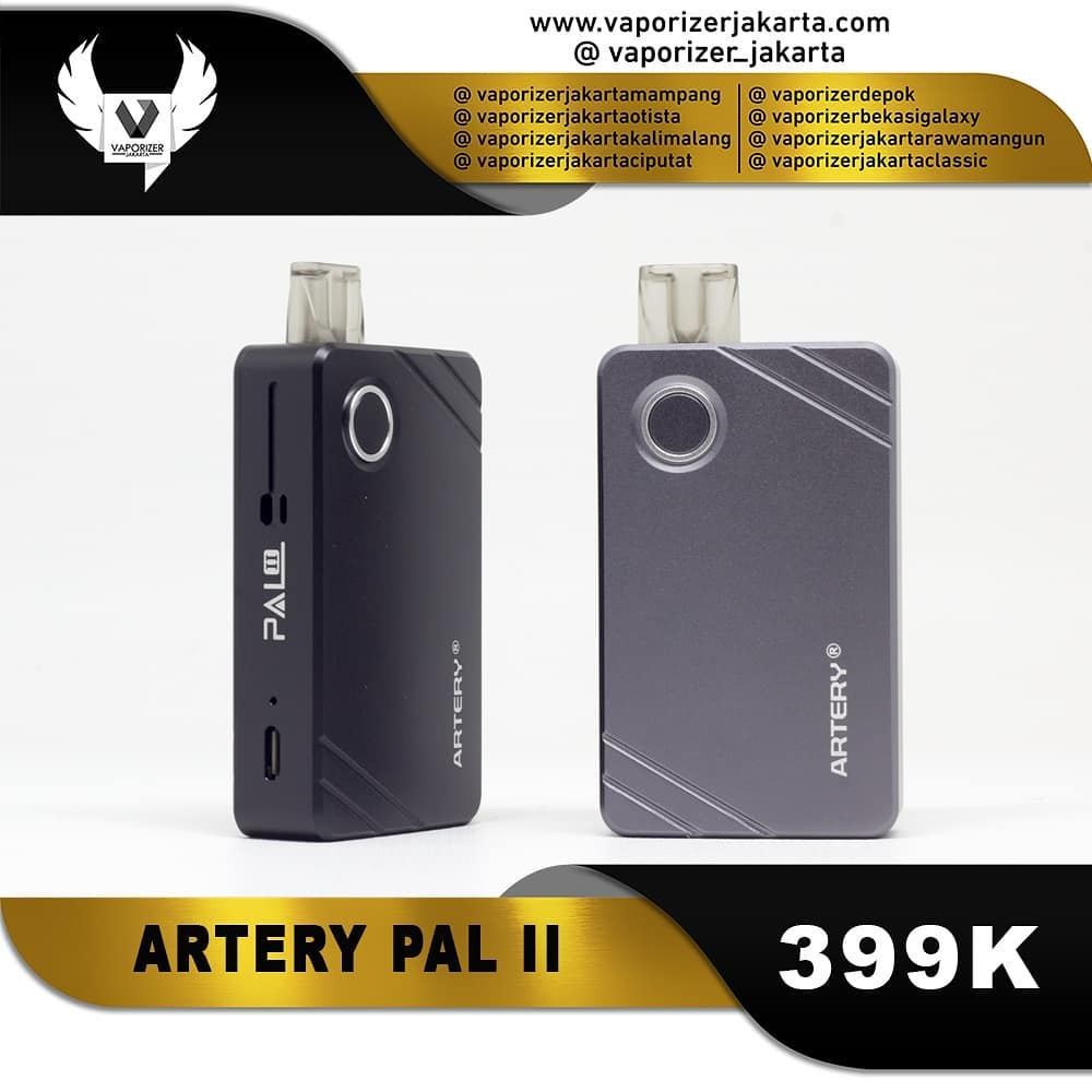 ARTERY PAL II (Authentic)