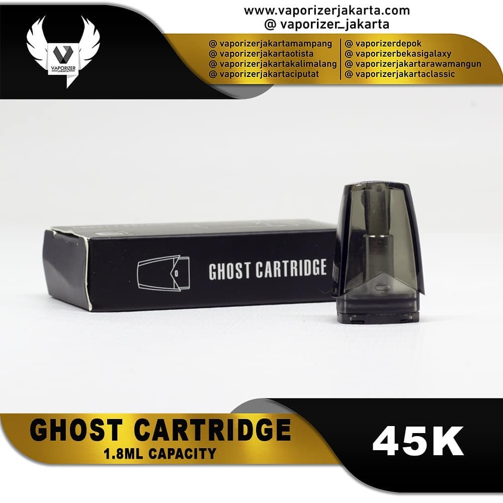ATVS GHOST CARTRIDGE 1. 8ml (Authentic)
