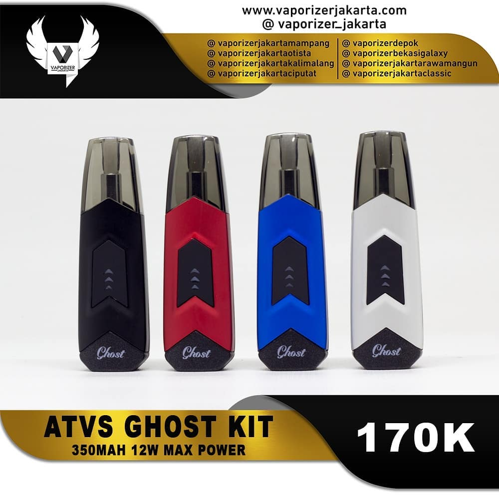 ATVS GHOST KIT (Authentic)